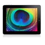 iPad product image- LED color display