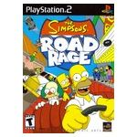 Simpsons Road Rage For Playstation 2