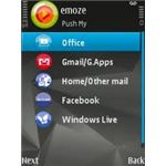 Emoze Push Email and Messaging