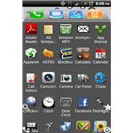 iPhone Theme for Android from JK Themes
