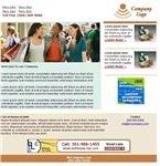 FreeHTMLNewsletterTemplate6