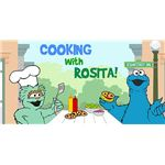 Cooking with Rosita