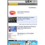 Learning Spanish with Android - Newspaper