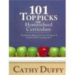 100 Top Pick for Homeschool Curriculum by Cathy Duffy