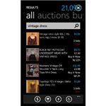 eBay for Windows Phone 7