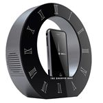 Sharper Image iPhone Dock & Clock