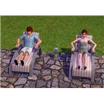 The Sims 3 Outdoor Living Stuff New Clothes