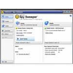 Screenshot Spy Sweeper Dashboard