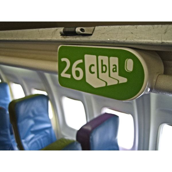 What Is The Best Place To Sit On An Airplane Selecting A
