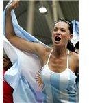 Argentina Soccer Fan