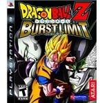 Dragon Ball Z Burst Limit PS3 Boxshot