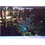 Final Fantasy XIII: Opening map for Pulse Vestige in Chapter 2.