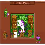 Bush Whacker: A Monster Puzzle