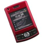 rubberized red -Samsung propel