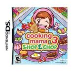 Cooking Mama 3 Shop and Chop