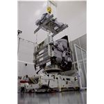 Geostationary Operational Environmental Satellite from Wilimedia Commons by Troy Cruder, NASA