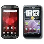HTC Thunderbolt vs. Motorola Droid Bionic