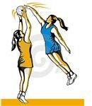 netball defense