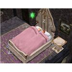 The Sims Medieval sleeping