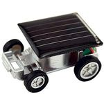 Micro Solar Power Racecar