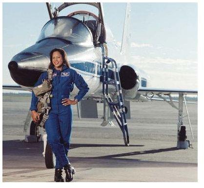 Space Women - African American Woman Astronauts