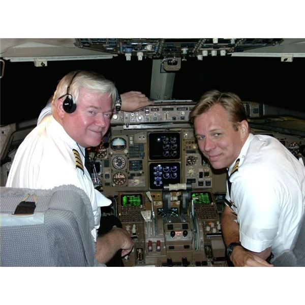 arming airline pilots research paper