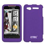 EmPIRE RUBBERIZED SNAP-ON CASE (PURPLE)