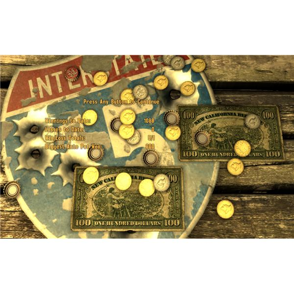 make easy money fallout new vegas