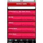 Anime Radio Recorder iPhone App