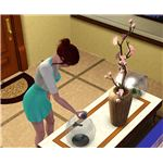 The Sims 3 Death Fish in Bowl