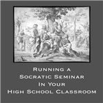 A Socratic seminar is a great tool to use to get students to analyze a topic from all sides.