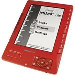 Ectaco Jetbook Lite ebook reader Red