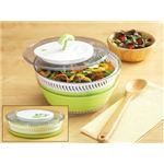 Lillian Vernon Collapsible Salad Spinner