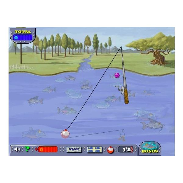 Best free fishing games to play and bass fishing games for Wmat game and fish