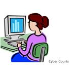 Screenshot Cyber Courts
