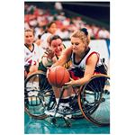 27 ACPS Atlanta 1996 Basketball - Amanda Carter