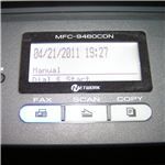 Brother MFC9460CDN MFC9560CDW Interface
