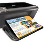 HP D2680 inkjet printer
