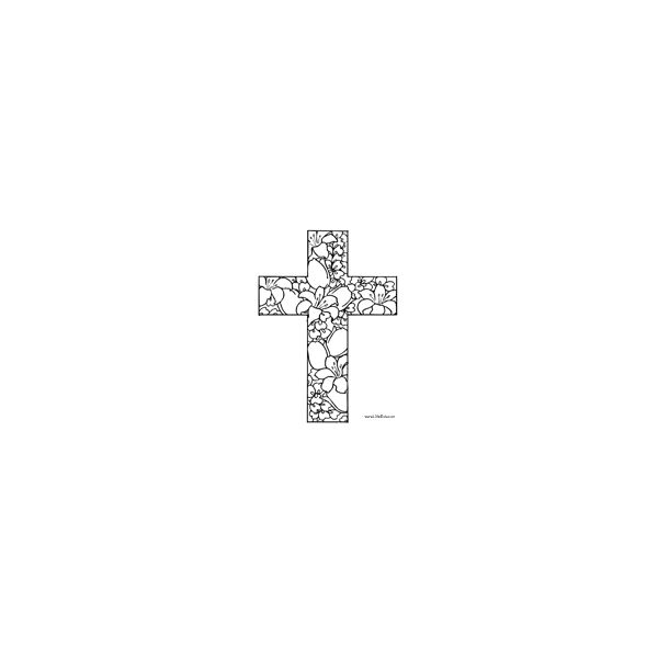 Free Coloring Pages Of Christian Flag Christian Flag Coloring Page