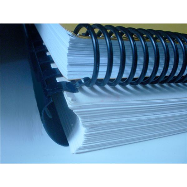 Different Ways To Bind Journals, Books And Other Publications