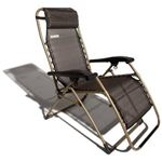 Strathwood anti-gravity adjustable recliner