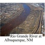 Rio Grande River Albuquerque NM