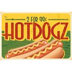 Sheetz Art Deco HotDogz Promo