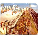 The Vault Of The Future Poster from Fallout