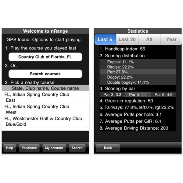 Best golf gps app for iphone
