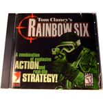 Authors Rainbow Six Disc