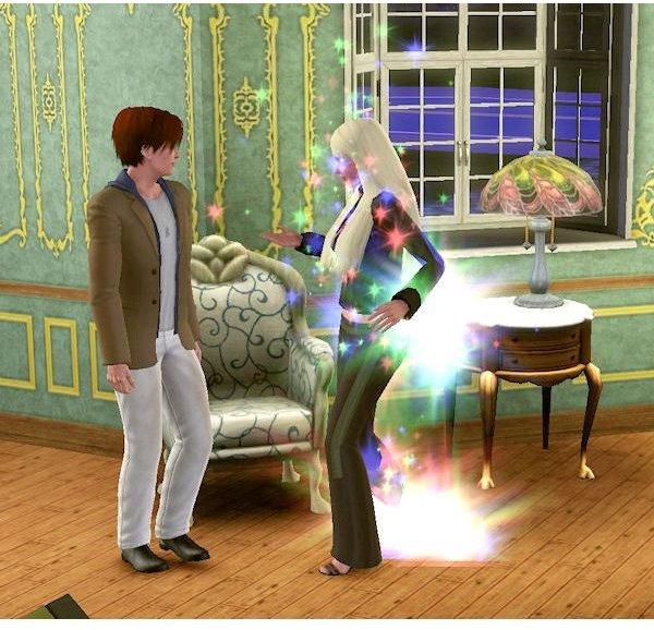 Sims  Bake Cake No Candles
