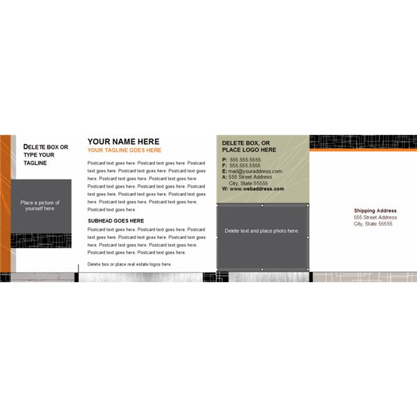 Microsoft Word Postcard Template Downloads – Free Microsoft Word Postcard Template
