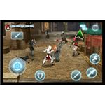 Review of Assassins Creed WP7 - combat with swords