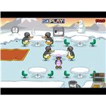 Diner Dash on Club Penguin
